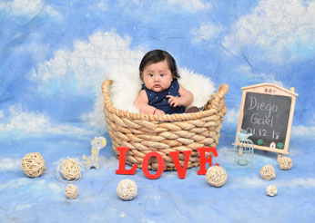 professional photography for newborn baby